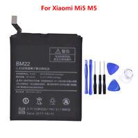 3000mAh 3.85V BM22 Replacement Li-ion Battery For Xiaomi Mi5 BM22 + Free Tools