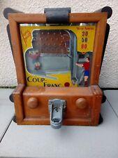 Ancien jeux de comptoir a bille coup franc EMA idem STELLA vintage 1950