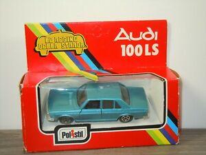Audi 100LS - Polistil CE78 Italy 1:43 in Box *53530