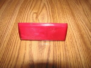 KIA AMANTI REAR SIDE MARKER LIGHT RH 2007-2009 OEM PASSENGER