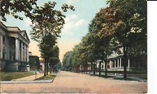 1911 Wayne St., Looking North from Webster St. in Fort Wayne, IN Indiana PC