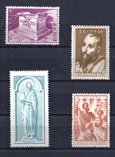 "Greece. 1900th St. Paul's Anniversary MNH Year 1951, Altar ""TO THE UNKNOWN GOD"""
