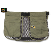 NEW BROWNING TRAPPER CREEK MESH HALF VEST SAGE SHOOTING TRAP SKEET