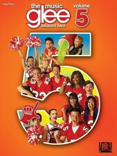 GLEE - The Music Season 2 Vol 5 Easy Piano Book *NEW* Songs Sheet