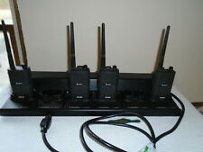 New ListingLot 4 Motorola In Working Order Portable Radios with Motorola Htn9295b charger