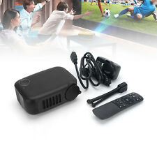 Mini Pocket Home Theater Projector 3D HD 1080P LED Cinema AV USB HDMI SD Gifts