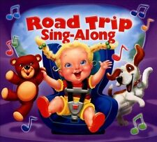 Road Trip Sing-Along (CD, 2 Discs, Digipak, Reflections, AM) Teapot - BN Sealed