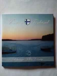 COFFRET BU EUROS 2004 FINLANDE