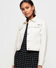 Superdry Womens Denim Girlfriend Jacket