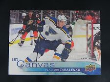 2016-17 Upper Deck UD Canvas #C71 Vladimir Tarasenko St. Louis Blues