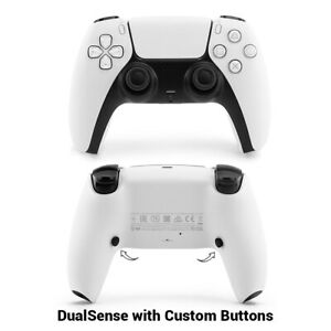 For PS5 DualSense Modded Controller Custom Scuf Paddles Style