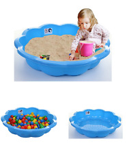 Kids Sand Pit Childrens Garden Ball Water Pit Outdoor Baby Pool Birthday Gift