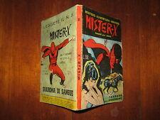 MISTER-X NUMERO 2 NOVEMBRE 1964 TERRORE ALL'IPPODROMO