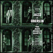 Jazz at Oberlin by Dave Brubeck/The Dave Brubeck Quartet (CD, Mar-2010, Universa