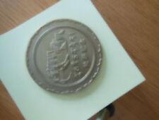 Medaille aus Bronze peut sein chinesisch oder Tibetische hat bestimmt ???