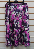 KALEIDOSCOPE SKIRT MULTI SIZE 10 ABSTRACT PRINT CASUAL BNWT (G017