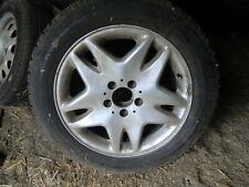 Satz Alufelgen/Winterreifen 225/55R17 Mercedes sehr guter Zustand