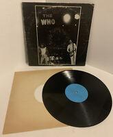 The Who-Live Bootleg Bootleggo Vinyl LP VG+ Collectors Item