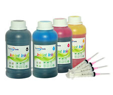 4x10oz Refill ink for HP 564 564XL Photosmart 5510 5515 6510 7510 7515 Printer