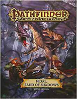 Pathfinder Campaign Setting: Nidal, Land of Shadows, Staff, Paizo, Excellent Boo