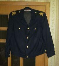 Russian Soviet MORFLOT Merchant Marine Uniform Jacket Size 52-54 M USSR