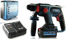 Erbauer proffesional  sds drill 18v with 4AH battery and charger
