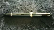 Superbe Stylo Plume Montblanc 146 Plume Or 18 Carats Fountain Pen Excellent état