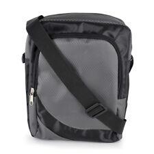 MENS UNISEX TRAVEL WORK SIDE MESSENGER SMALL BAG CROSS BODY SHOULDER ZIP HOLIDAY