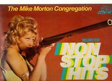 MIKE MORTON CONGREGATION.NONE-STOP HITS.VOL.5.UK ORIG 1972 LP & INN/SL.VG/EX