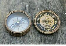 Nautical Compass London Poem Compass Marine Royal Navy Compass Set of 20 Unit
