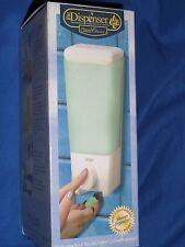 BETTER LIVING CLEAR CHOICE THE DISPENSER 1 Chambers Soap Dispenser 72150 White