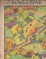 Household Magazine November 1929 Theodore Dreiser Enid Brown