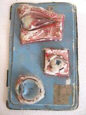 Vintage eye model for teaching education medical science