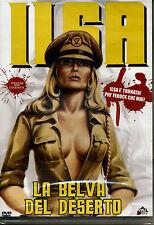 ILSA LA BELVA DEL DESERTO - DVD NUOVO