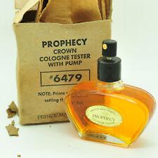 VINTAGE PRINCE MATCHABELLI PROPHECY eau de cologne 2oz tester