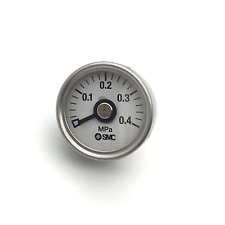 SMC G33-10-01 Pressure Gauge for General Purpose New