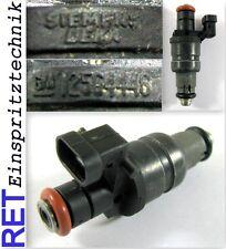 Einspritzdüse SIEMENS 12564446 Opel Vectra Zafira 2,2 gereinigt & geprüft