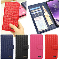 Yeeppu Wallet Case for Samsung Galaxy Note9 Note8 Note5 Note4 Note3