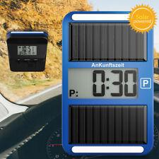 Parkscheibe Parkzeitei Solar Parkuhr Solarparkuhr Elektronische mit Zulassung