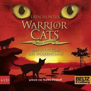 Warrior Cats - Special Adventure. Das Schicksal des WolkenClans Erin Hunter CD
