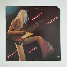 JOHNNY WINTER Austin Texas UALA139F LP Vinyl VG++ Cover VG near + Cut Corner