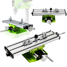 Multifunction Fraisage Fraise Machine Banc Étau Perceuse Fraiseuse Réglage Table
