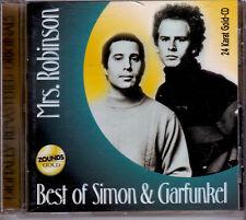 ZOUNDS - SIMON & GARFUNKEL - Mrs. Robinson - Best - audiophile Gold-CD 1998