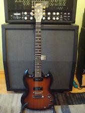 Gibson SG mit P90 Pickups & Schaller Feinstimmer