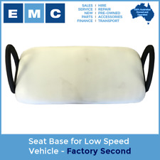 Seat Base for Low Speed Vehicle - Factory Second
