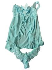 BabyDoll Night Dress with Matching Thong