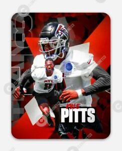 Kyle Pitts MAGNET - Atlanta Falcons Vinyl NFL Rookie Tight End