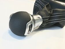 NewOEM Audi A3 S3 8V Perforated Leather DSG Automatic Gearknob Gear Stick 2013>>