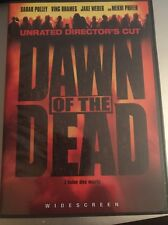 Dawn Of The Dead Unrated Director's Cut DVD Movie