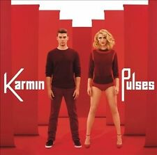 Pulses by Karmin (CD, 2014, Epic)